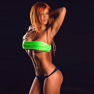 Alla Top Prostitute With Red Hair On Escort FFM Agency To Invite Sex