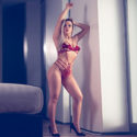 Home visits Frankfurt with erotic girl Amalia 2 for dildo play service get to know escort companions