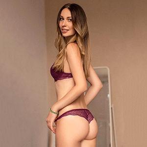 Bisexuelle Huren mit geilen Strapsen in FFM Amaryllis mag Vibrator beim Sex