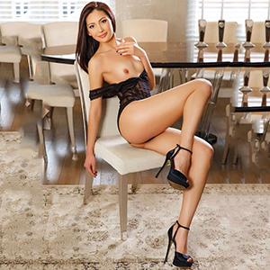 Modelagentur Frankfurt Escort Girl Anouk Asia schlank lange Beine Haus Hotelbesuche für Sex