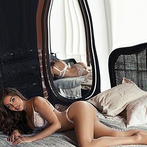 Escort Model Erika in Frankfurt am Main besucht auch günstige Stundenhotels für Sex