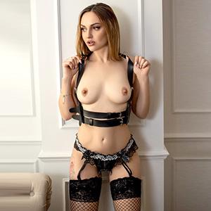 Escort Model Daniela Stern Frankfurt FFM Sex Callgirl Escortservice
