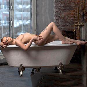 Begleitservice Frankfurt Gekate Top Ladie mit umfangreichem Sex Service