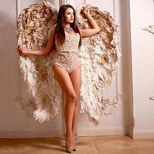 Book sexual dating agency Frankfurt luxury lady Georgina Nice for straps & high heels escort service through model agency sex