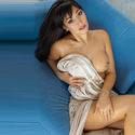 Modelle Frankfurt Agentur Emily Asien schlanke Figur bietet Bisexuellen Escortservice