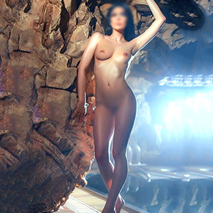 Escort Model Nika Stern Frankfurt FFM Sex Call Girl Escort-Service