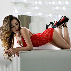 Private Asien Escort Prostituierte Rihanna in Frankfurt am Main Sex mit Männern
