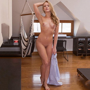 Erotic Escort Blonde Tanja In FFM Offers Cheap Roleplay Striptease Sex Deals