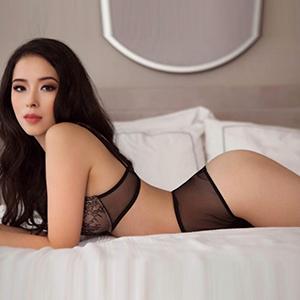 Escort Frankfurt Yumi Asien Sie sucht Ihn für Sex Erotik Massage
